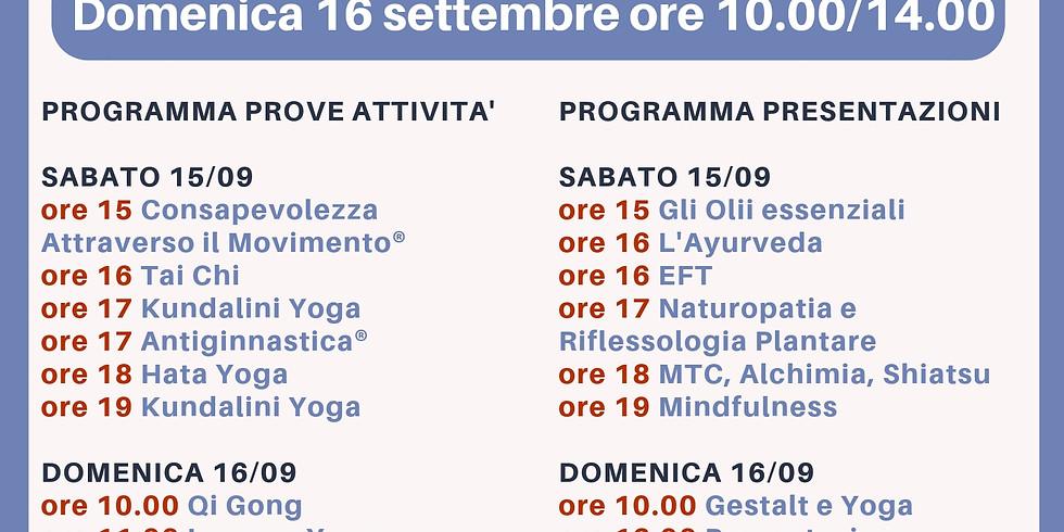Open Yoga Day