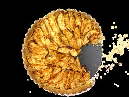 Spiced Apple Tart - Recipe
