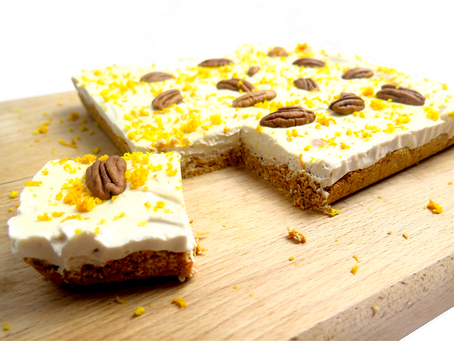 Raw Carrot Cake - Recipe