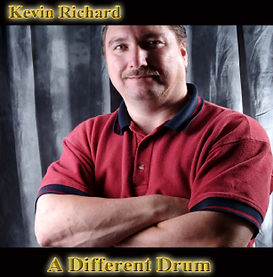 Canadian Kevin Richard Hotte, Drummer,Music composer, Recording Artist