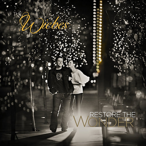 THE WIEBES - Restore The Wonder