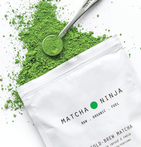 Matcha Green Tea Powder (1 Pouch / 70 Servings)