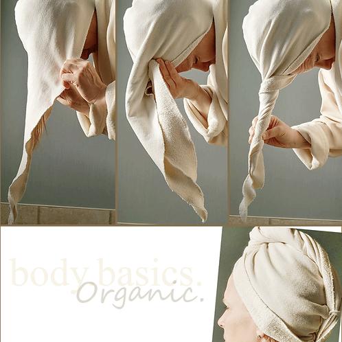 Organic Hair Towel