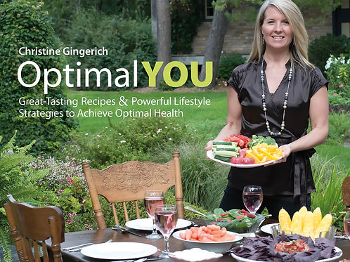 Optimal YOU by Christine Gingerich