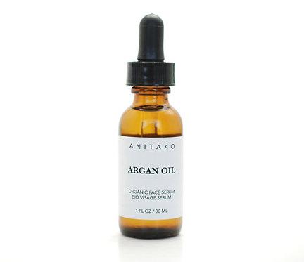 Argan Oil - Organic Face Serum 1 fl.oz / 30ml
