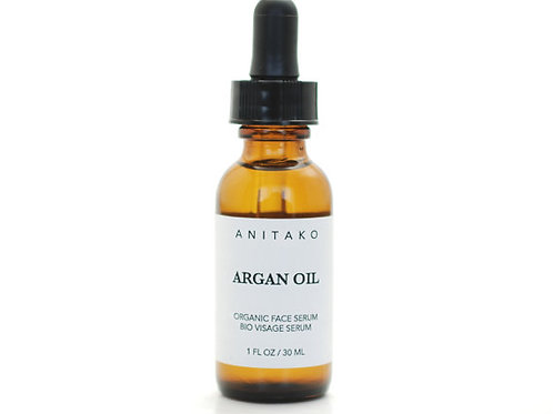 Argan Oil - Organic Face Serum 1 fl.oz / 30ml