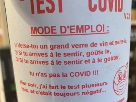 COVID Cuvée