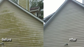 Benefits Of Power Washing Before Exterior Painting