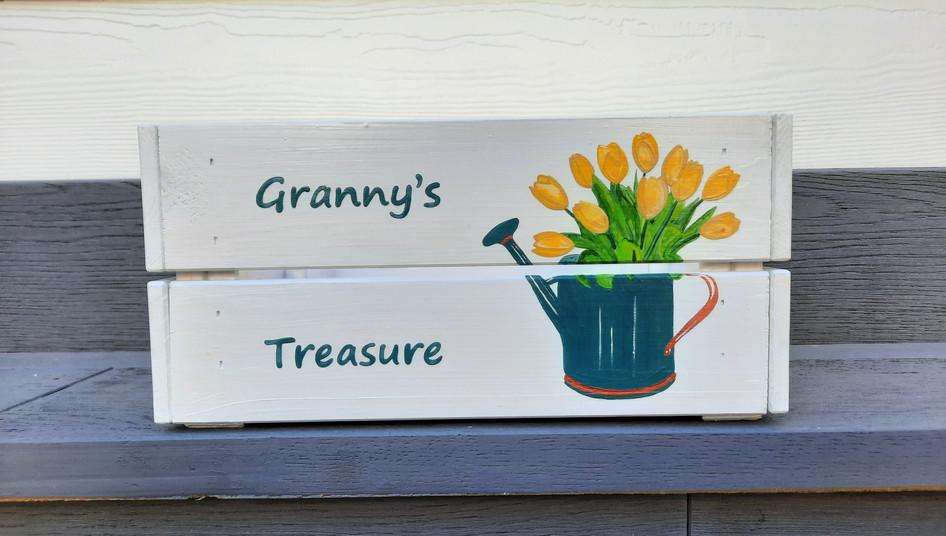 Granny's Flowers