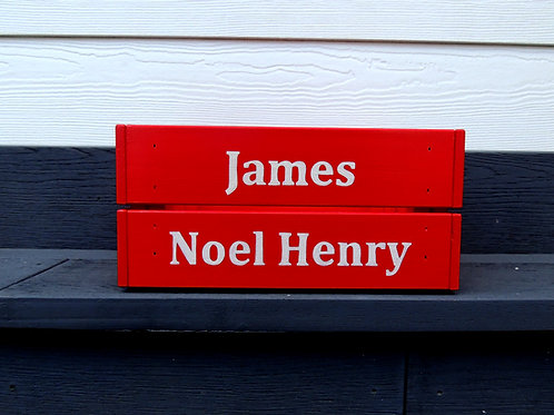 Name Crate
