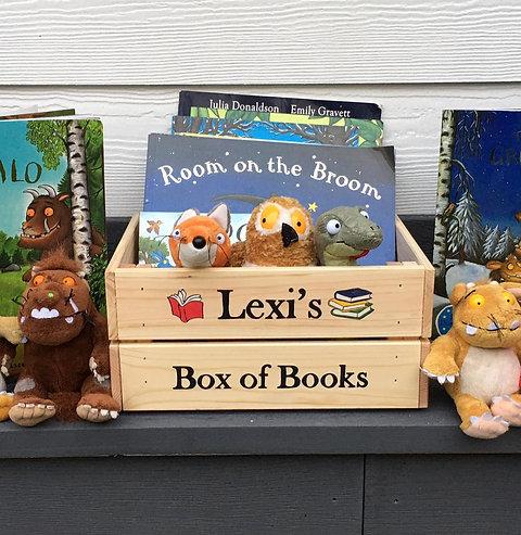 Book Crate (S)