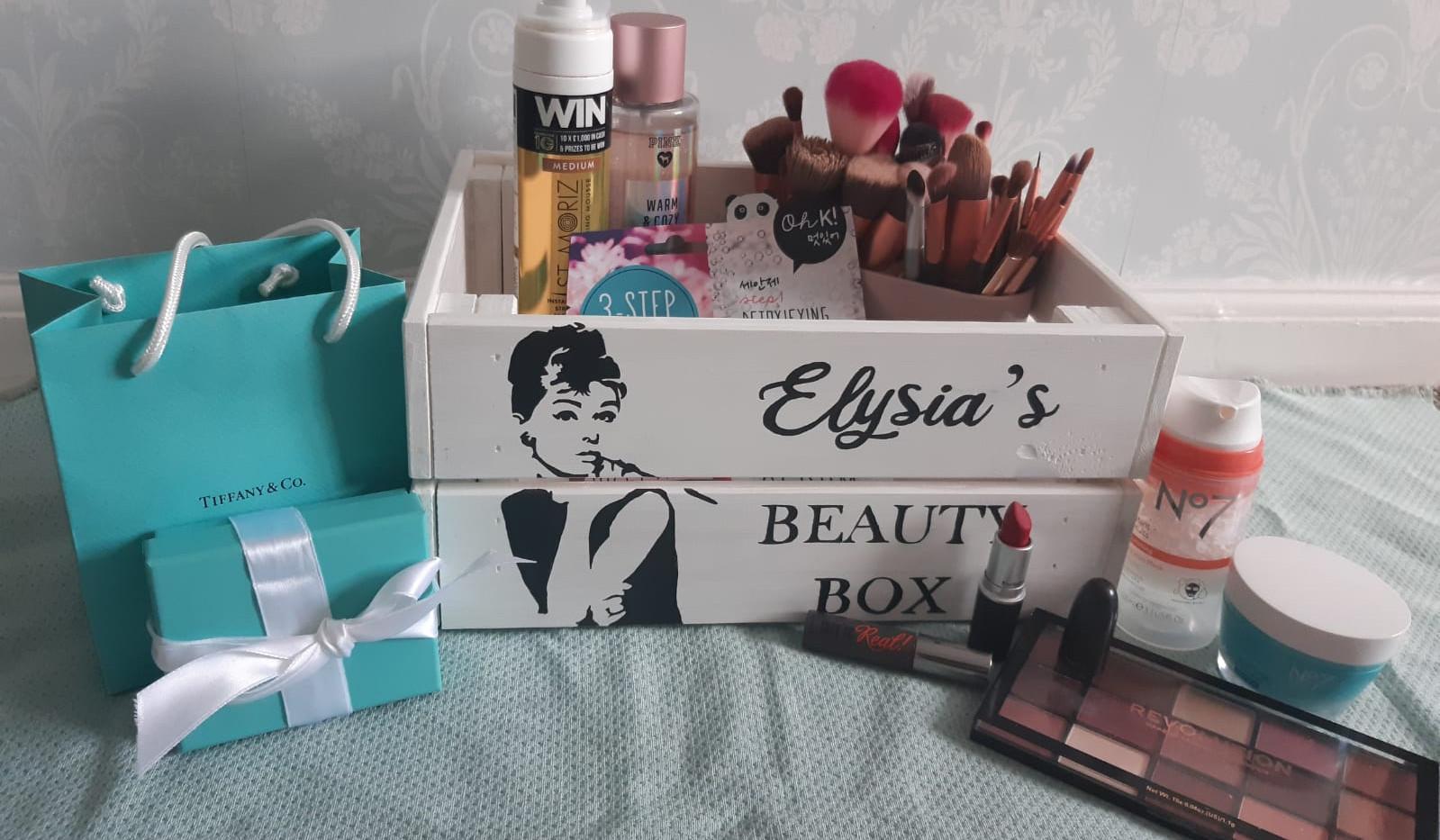 Beauty Box in all it's glory