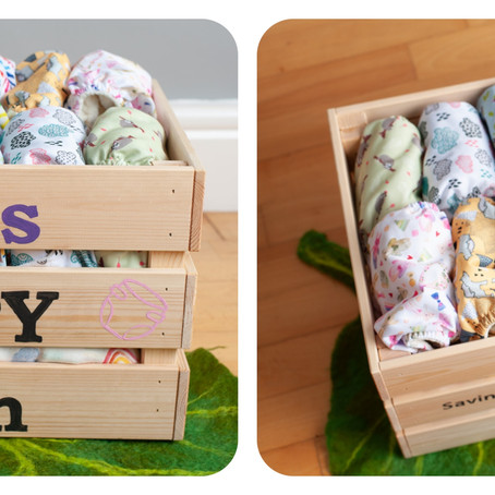 Sustainable Swaps and Reusable Nappy Week 2021