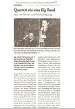 Pressebericht Patrick Bianco, Al Bone Quartett, traditioneller Mainstream-Jazz