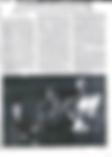 Zeitungsbericht Patrick Bianco's Cannonsoul, Jazzclub Esslingen