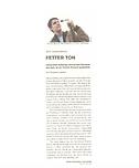 Zeitungsartikel Patrick Bianco Cannonsoul