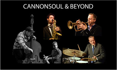 Cannonsoul & Beyond, Patrick Bianco, Cannonsoul, Mainstreamjazz, Swing