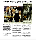 Jazztime Interview mit Patrick Bianco - Swiss Jazz Award 2016