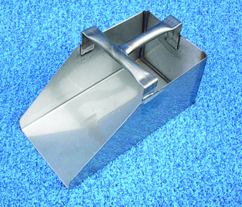 Square Feed Scoop