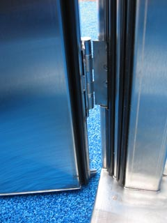 Door Vacuum Door Seal