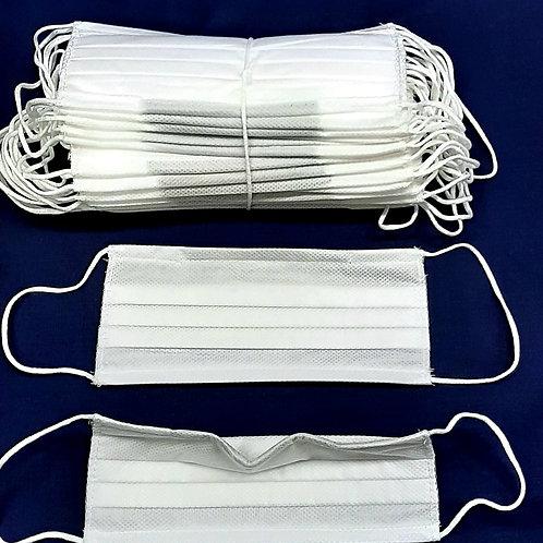 10 Stück Einwegmasken - waschbar