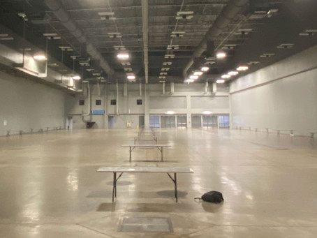 Load In Day - Austin Convention Center