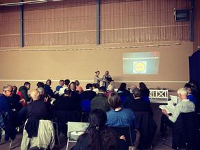 Tack för ert deltagande på STK:s årsmöte!