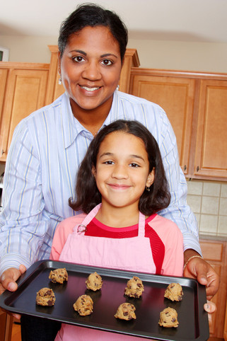 A Six Step Recipe to Help Your Daughter When She is Self-Critical