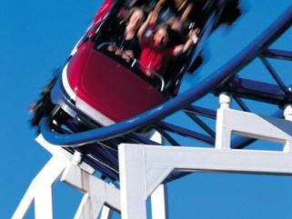 Emotional Roller Coaster Ride Response