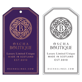 Oscha Boutique Swing Tags