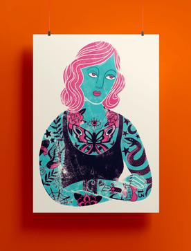 Tattooed Annie