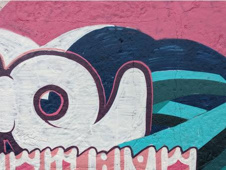 Berlin Inspired Colour Palette