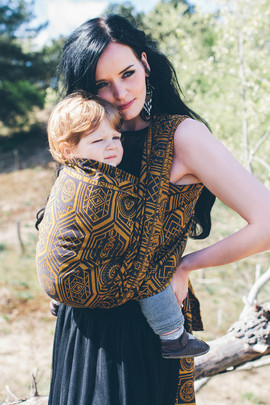 Oakenshield - Pattern Created for Jacquard Weave