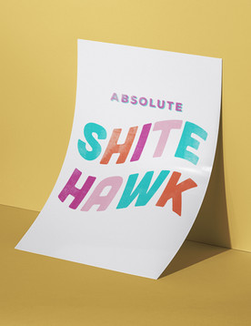Absolute Shite Hawk
