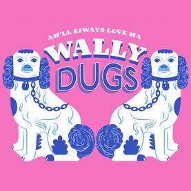 Wally Dugs Illustration