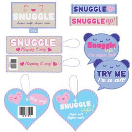 Snuggle Up Branding