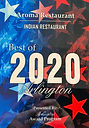 Best of 2020 Arlington