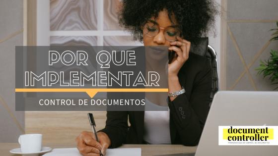 Implementar control de documentos