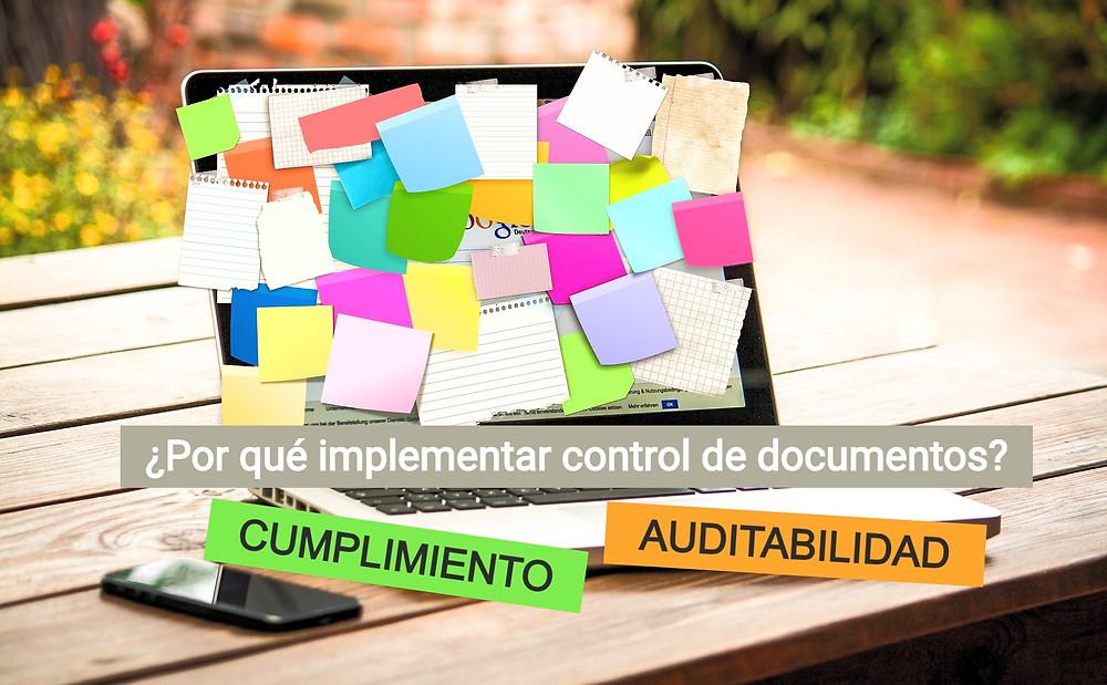 por que implementar control de documentos en tu empresa