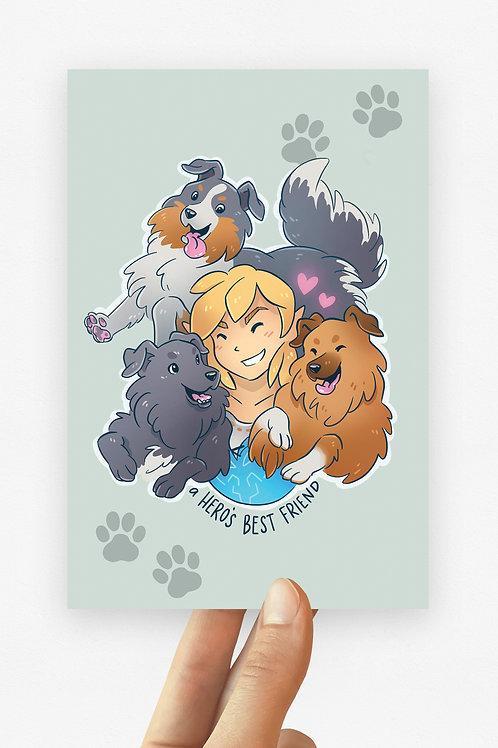Mini! BotW Dogs