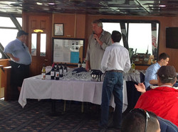 Wine demonstration JC Import Company