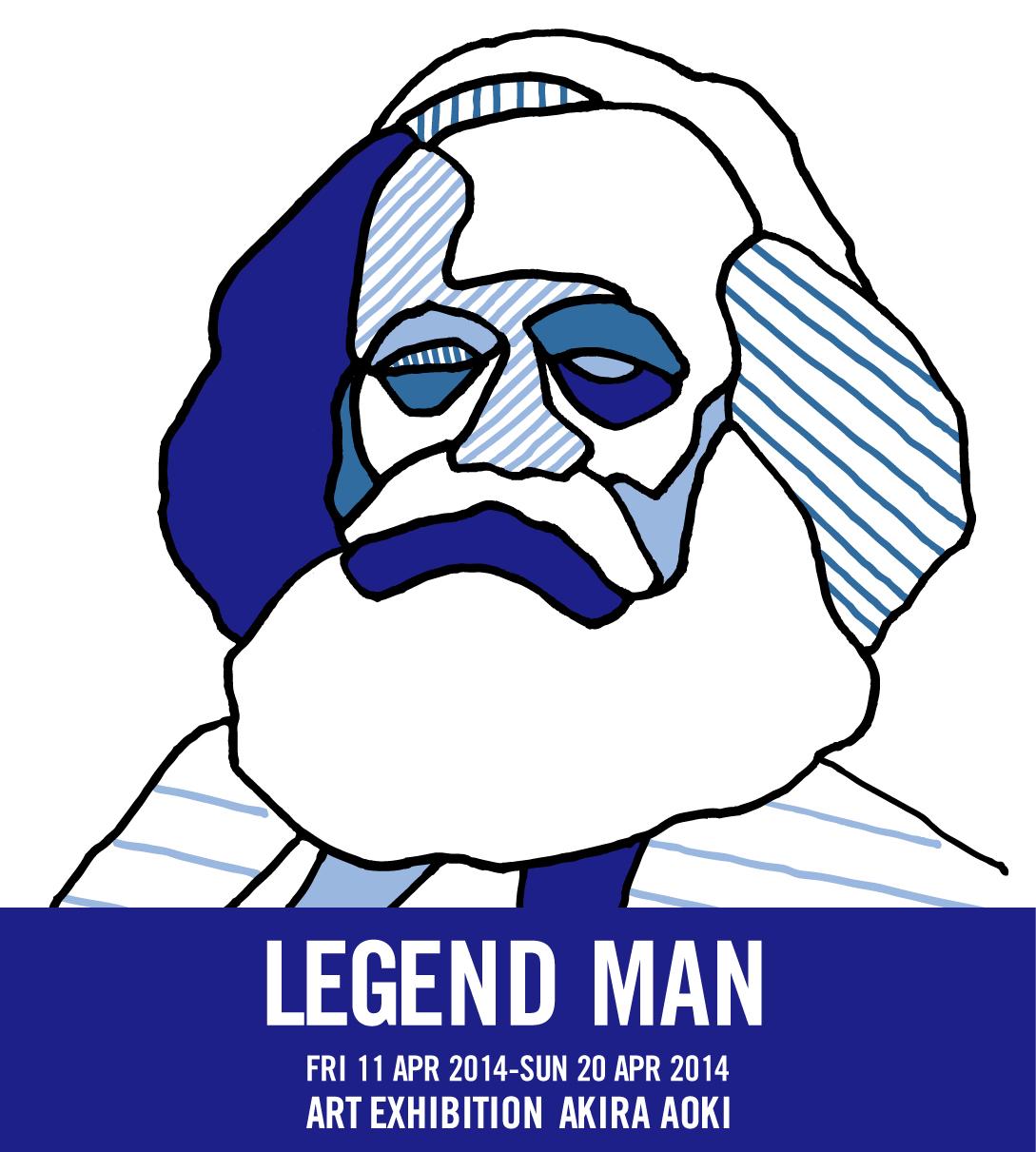 """Legendman """"M"""""""