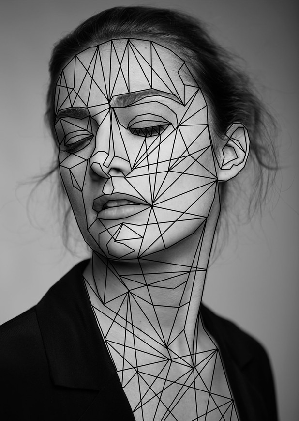 Face Map © DiederickBulstraPhotography