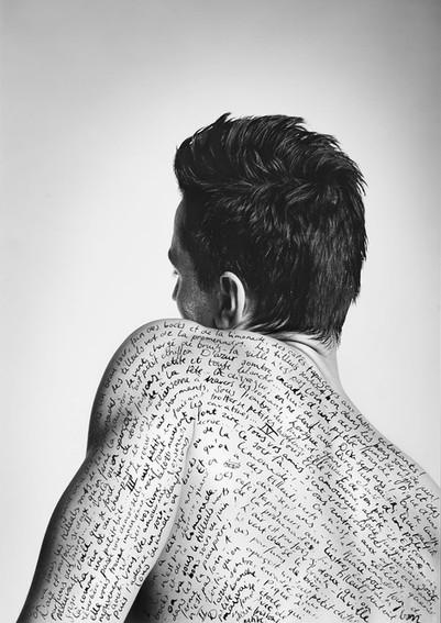 Bastiaan after Rimbaud © Diederick Bulstra