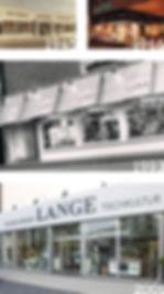 Porzellanhaus Lange 1945-2001
