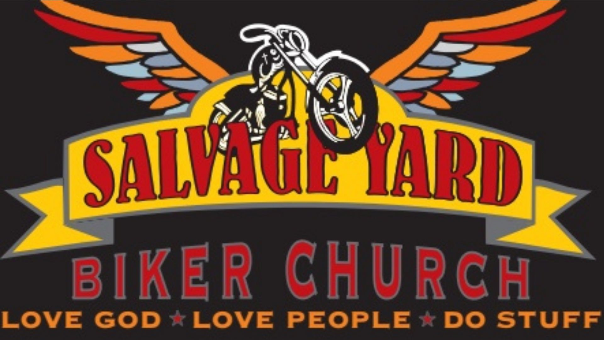 Salvage Yard Biker Church