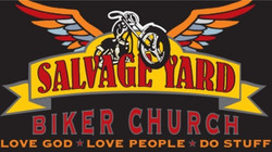 Salvage Yard Biker Church
