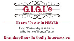 G.I.G.I.'s Prayer Time