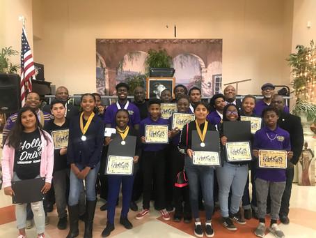 Phi Omicron & RUH kick off their Annual Black History Quiz Bowl