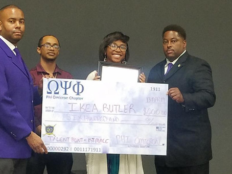 Phi Omicron Host Its 2019 Talent Hunt